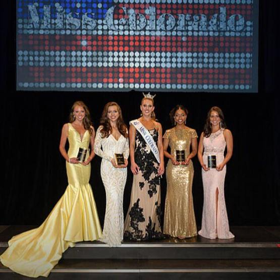 Miss CO top five